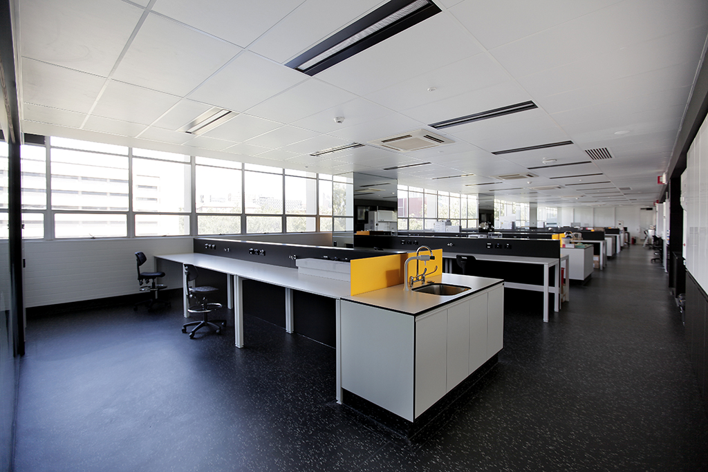 University Of South Australia – Reid Building Laboratories