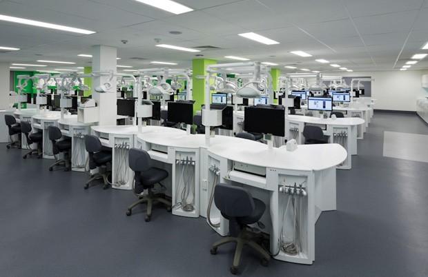 The University of Adelaide – Dental Simulation Clinic