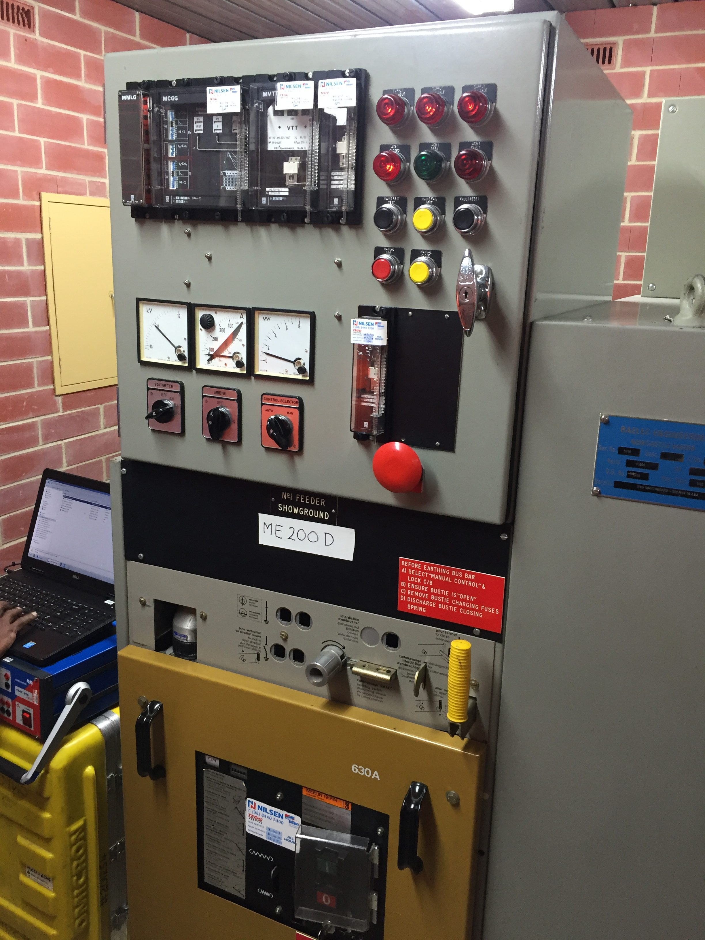 RA&HS – Adelaide Showground High Voltage Infrastructure Upgrades