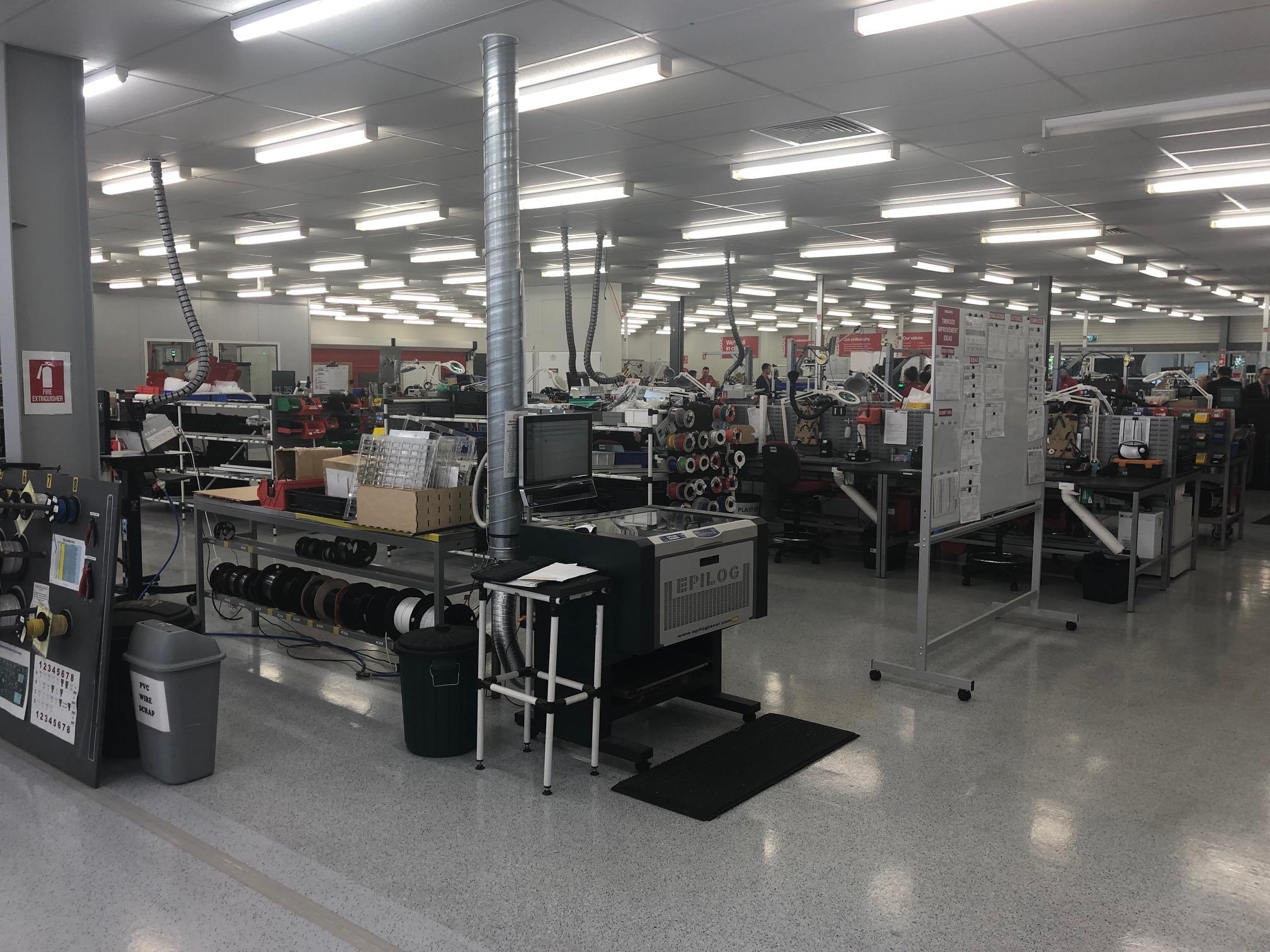 REDARC Electronics Factory Extension