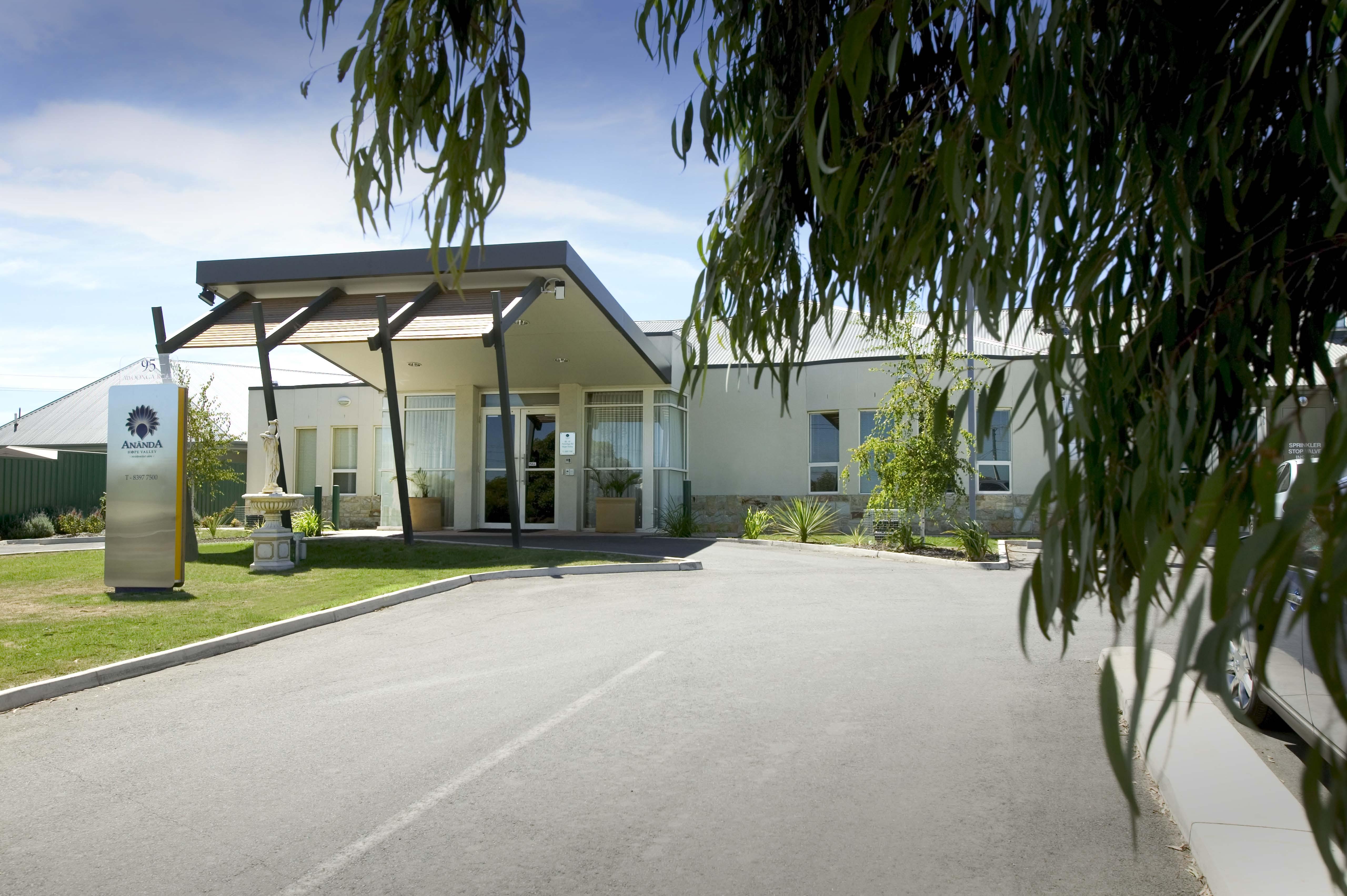 Ananda Aged Care Facility