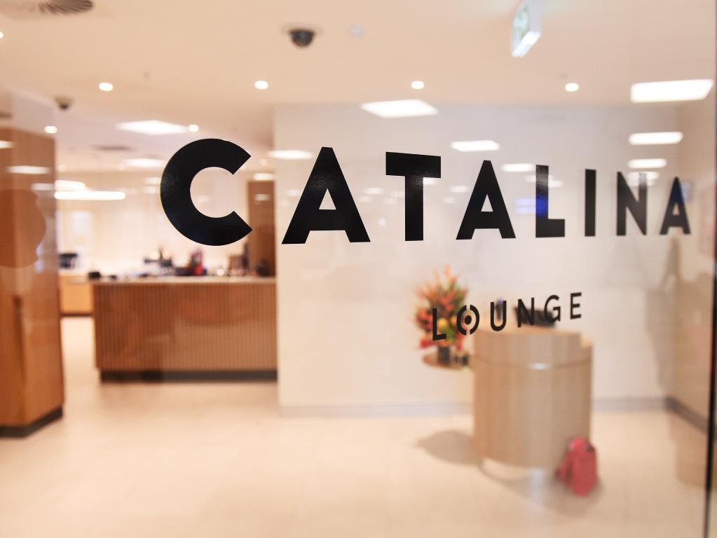 Darwin International Airport – Catalina Lounge