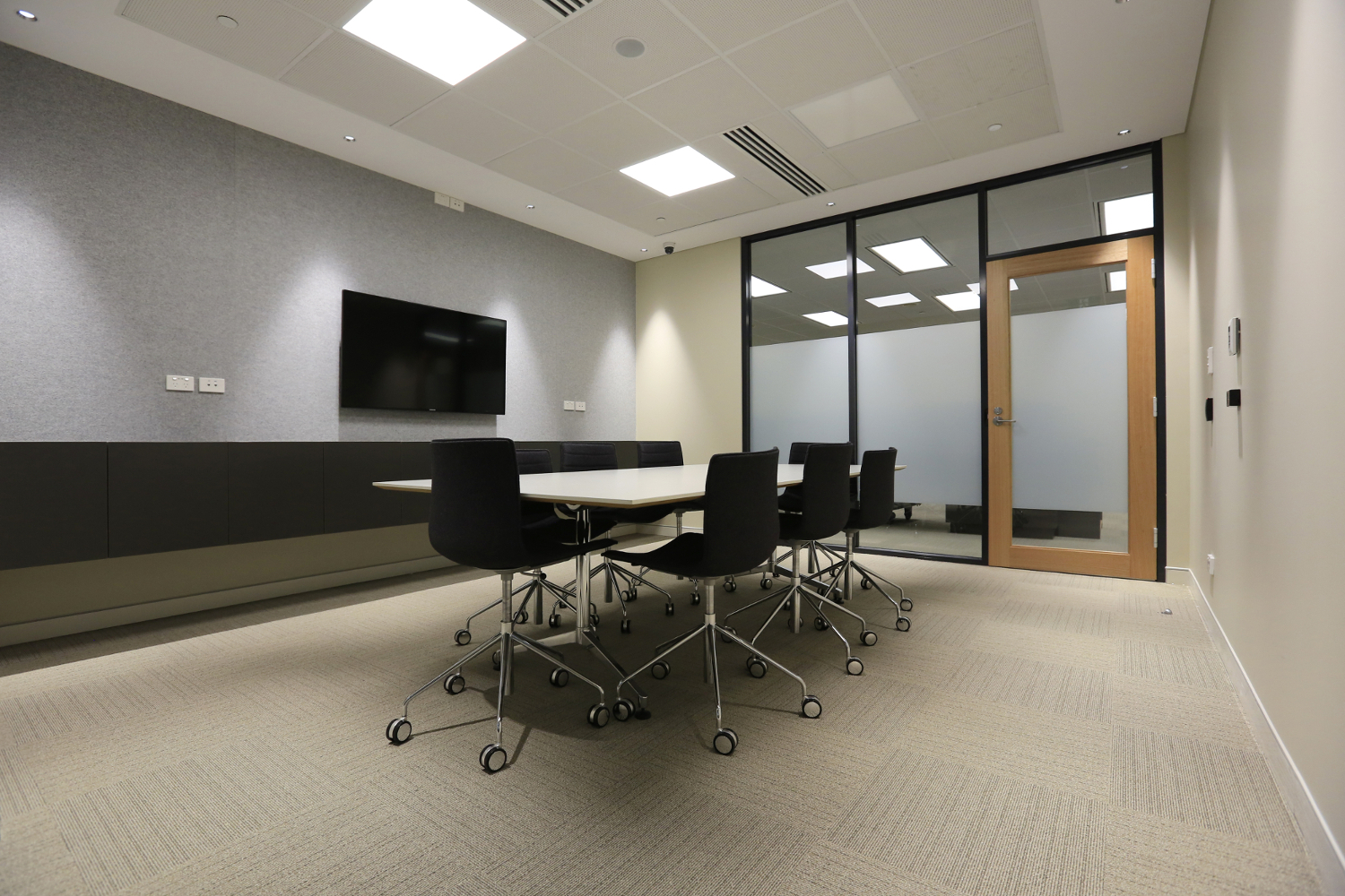 Family Law Court Office Fitout