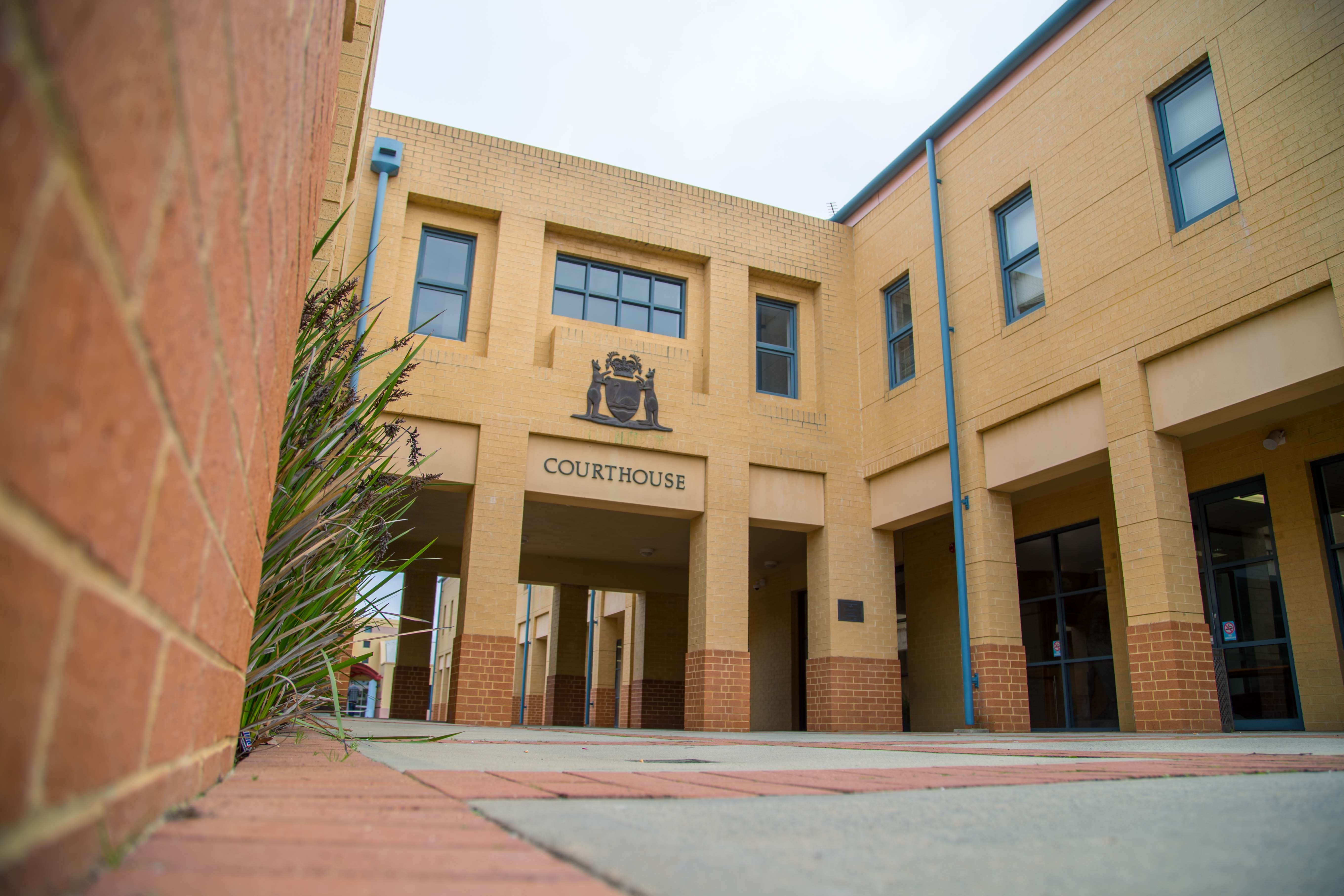 Joondalup Justice Complex Courthouse