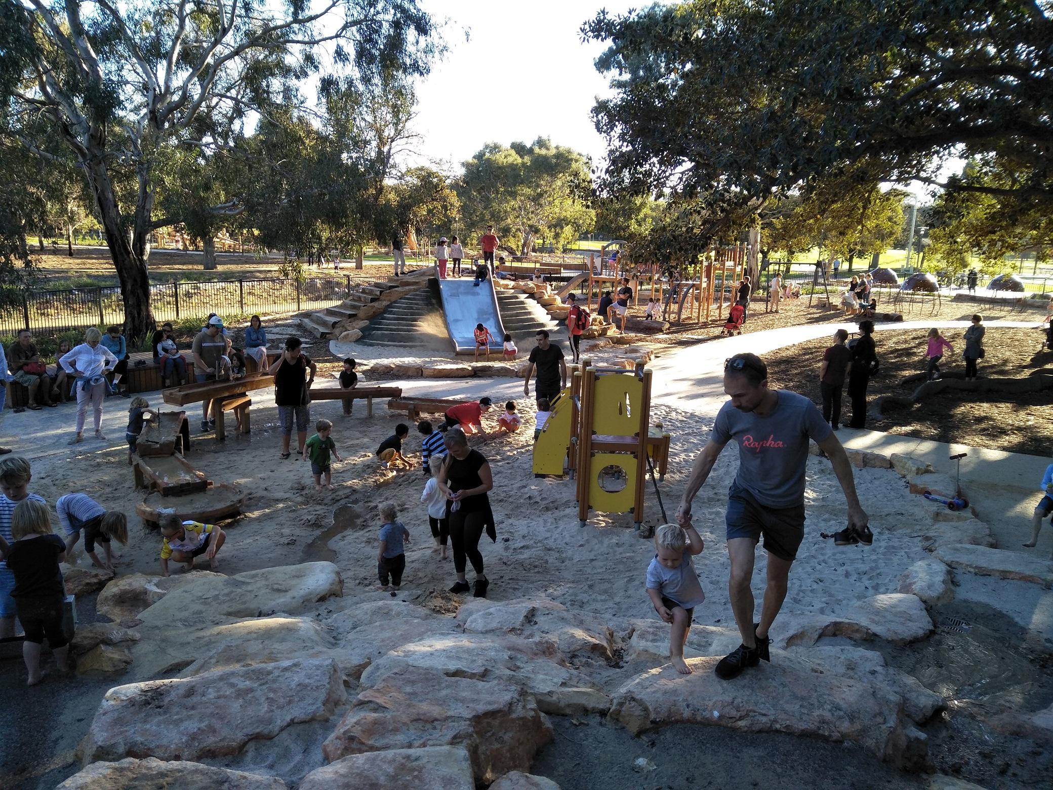 Pityarilla (Park 19) – Adelaide Park Lands