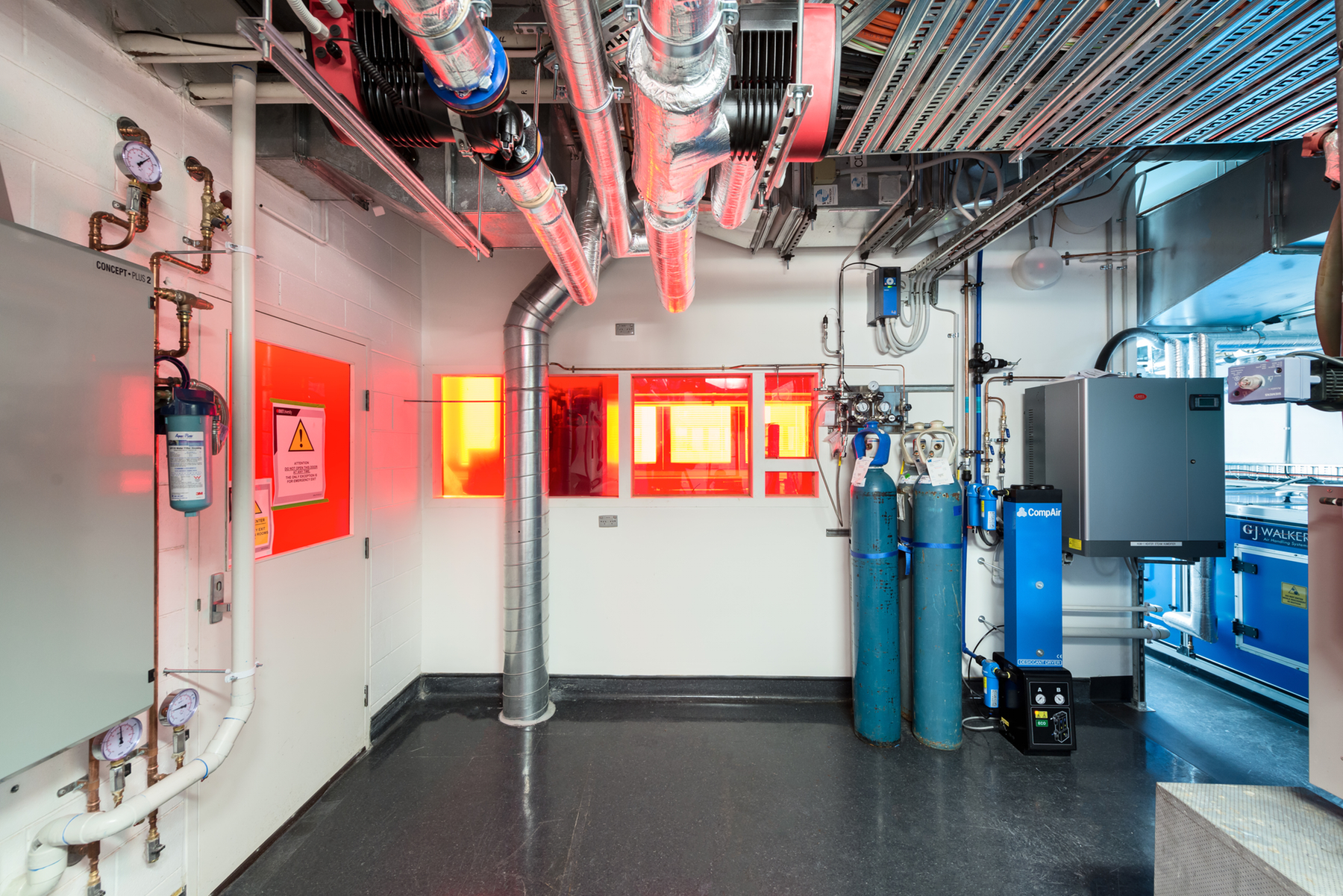 RMIT University – Low Temperature Co-Fired Ceramics (LTCC) Facility
