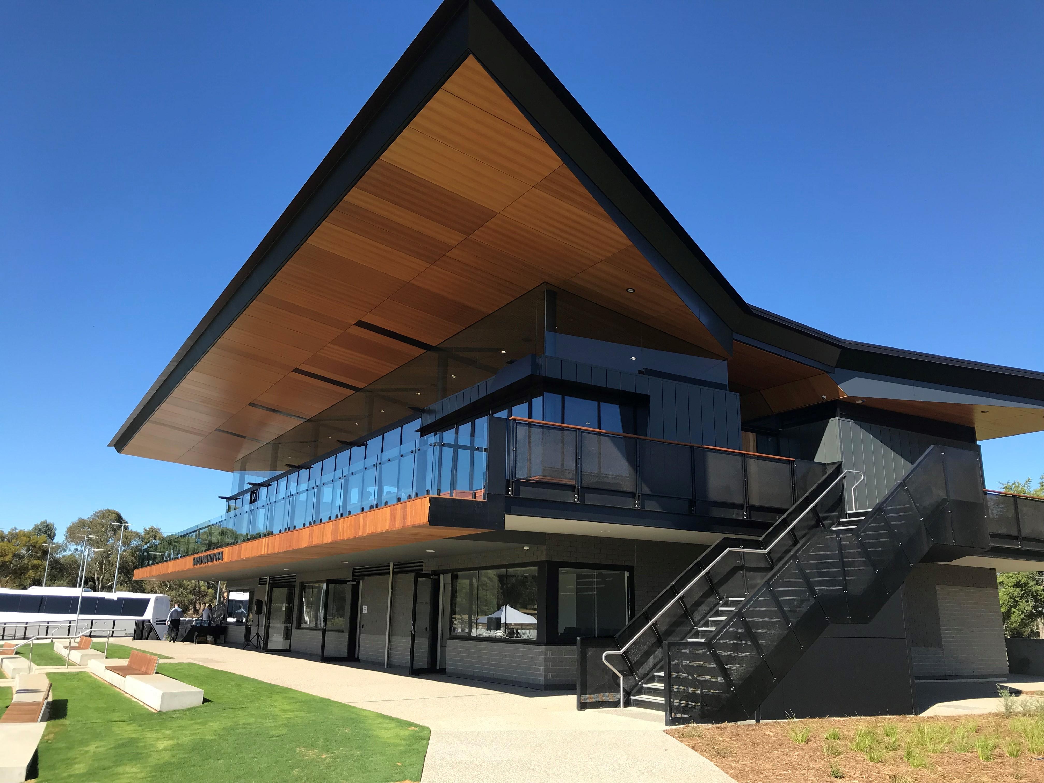 SACA Park 25 Sports Hub