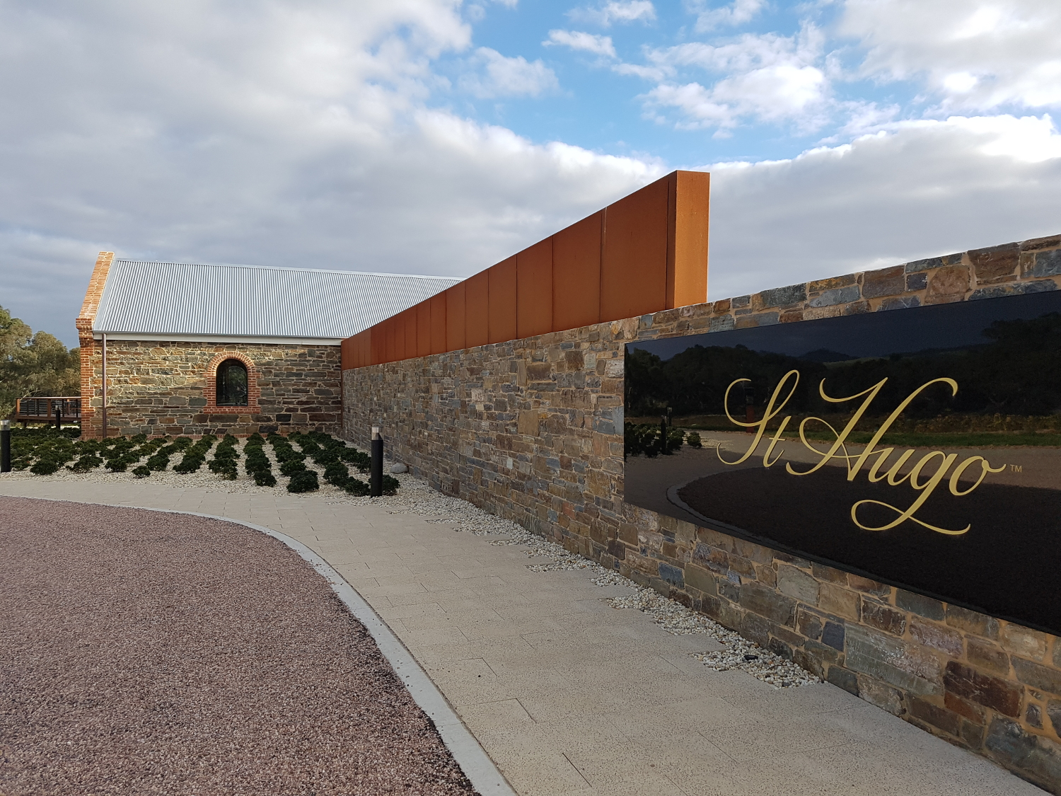 St Hugo Cellar Door