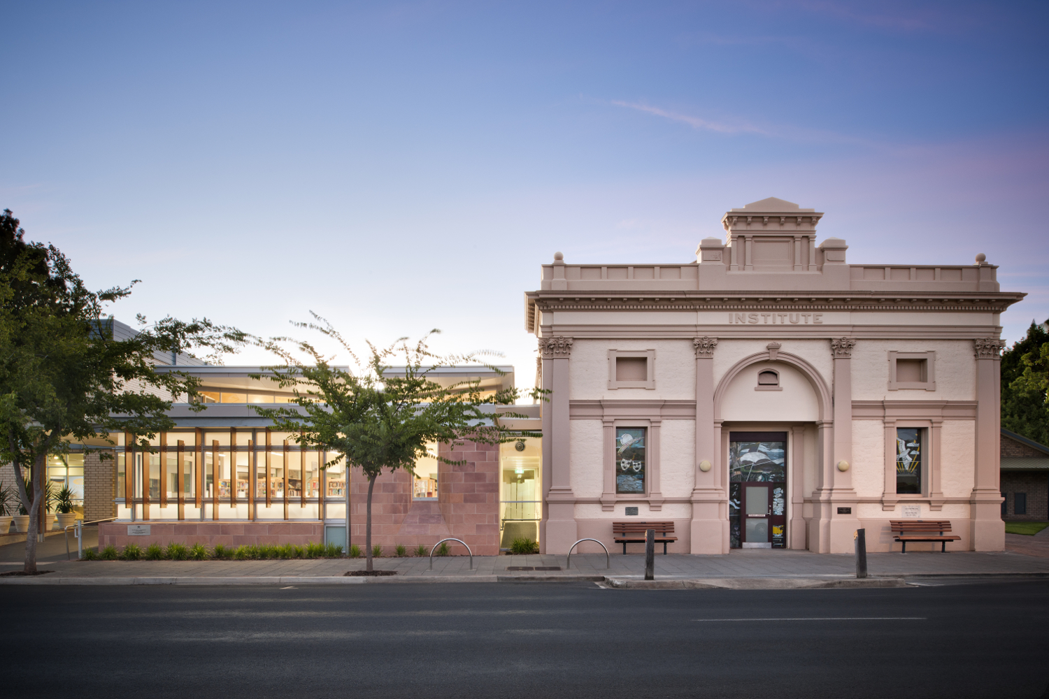 Tatiara Civic Centre and Art Gallery Redevelopment