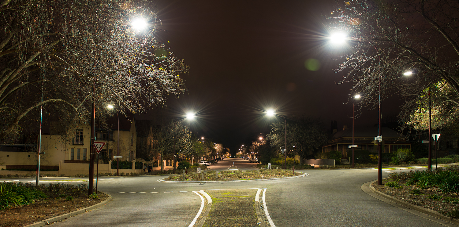 Adelaide City Council – 'Go Green with Public Lighting'