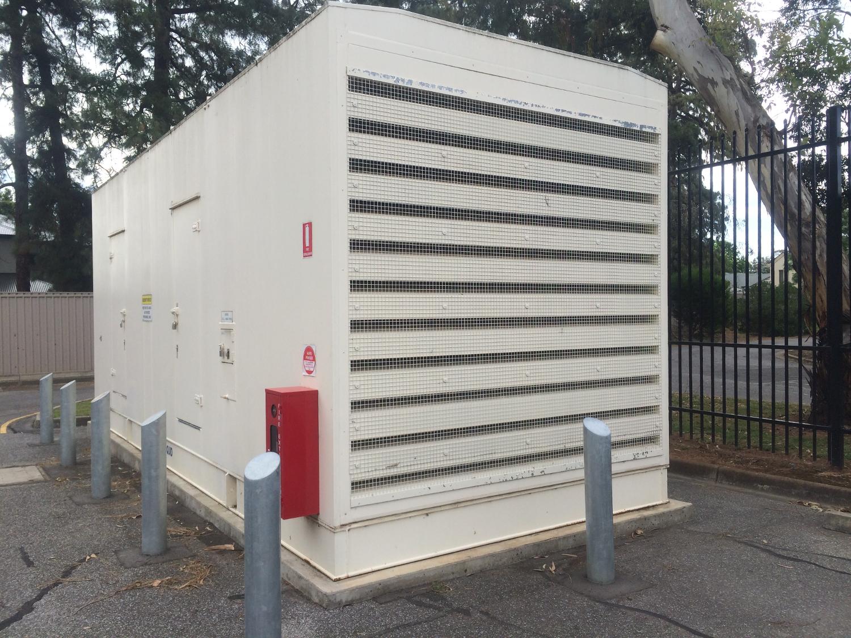 Glenside Hosting Facility – Major Power and Cooling Upgrades