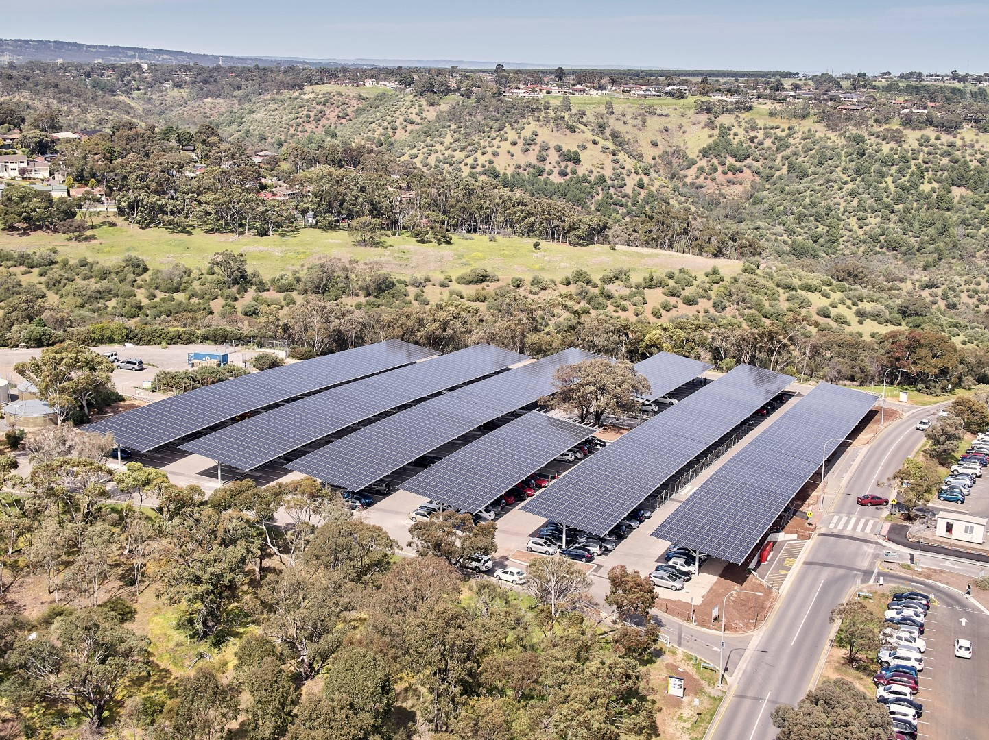 Flinders University – Large Scale Solar PV System