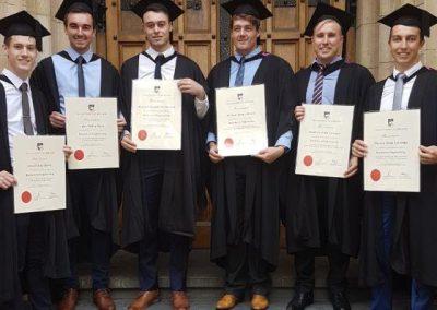 SA Graduates