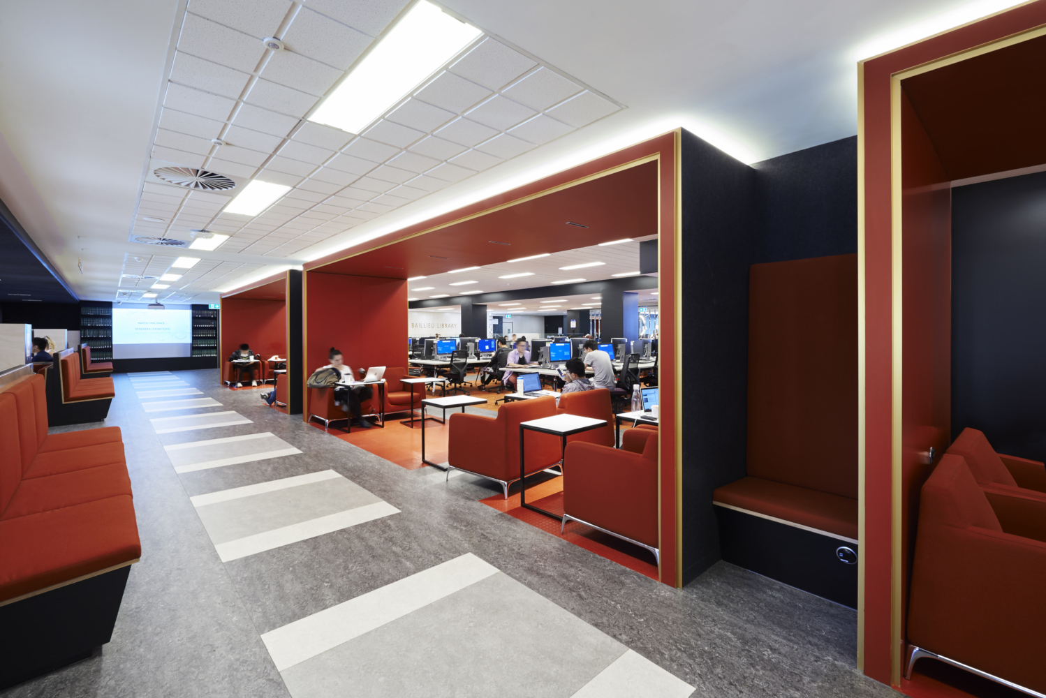University of Melbourne – Baillieu Library Refurbishment