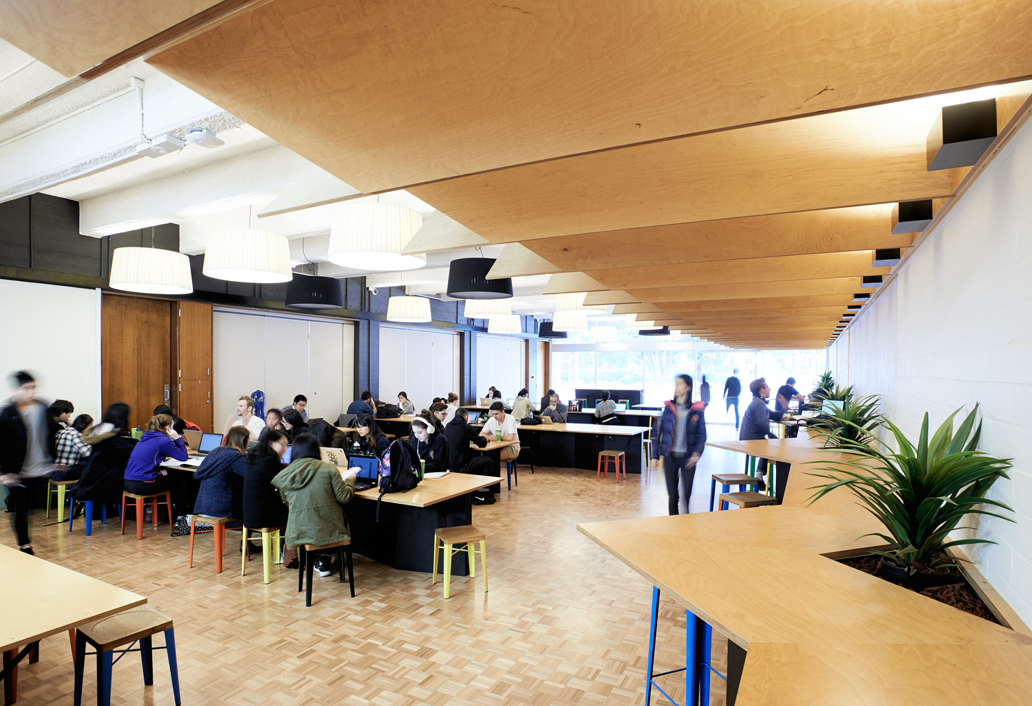 Monash University – Career Connect & Student Lounge