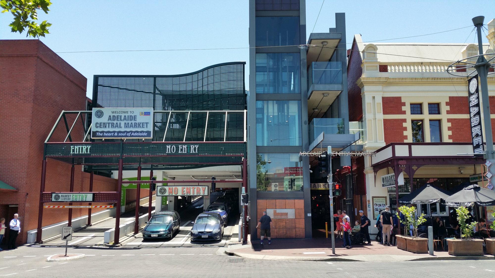 Adelaide Central Markets – Property Services Asset Management Plan
